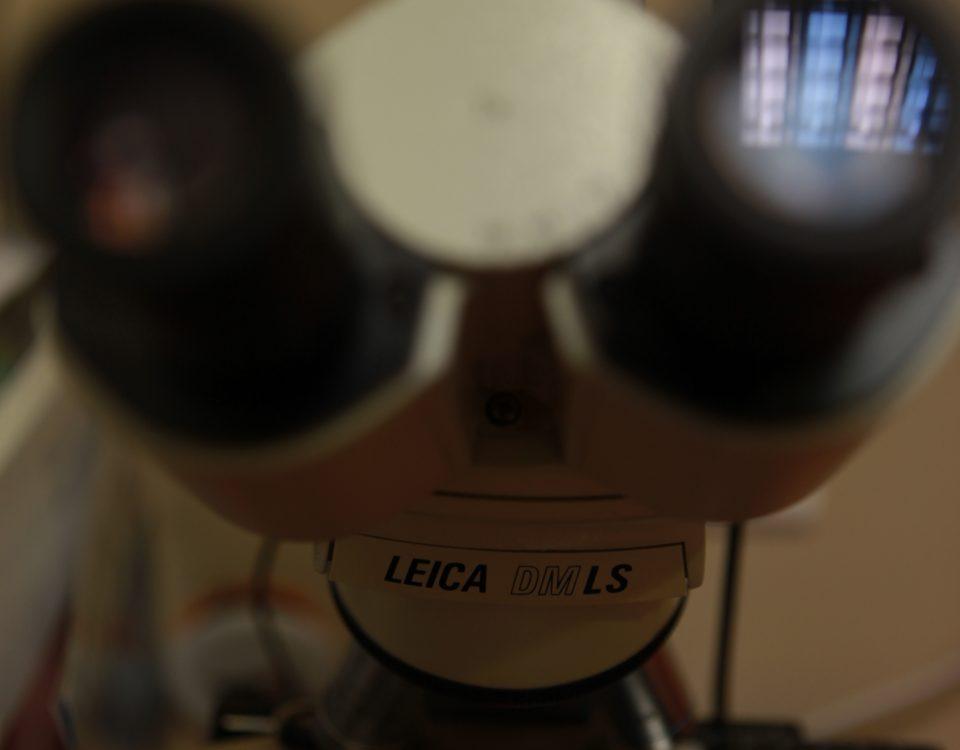 Cabinet Marcucci & Combes : Microscope à contraste de phase