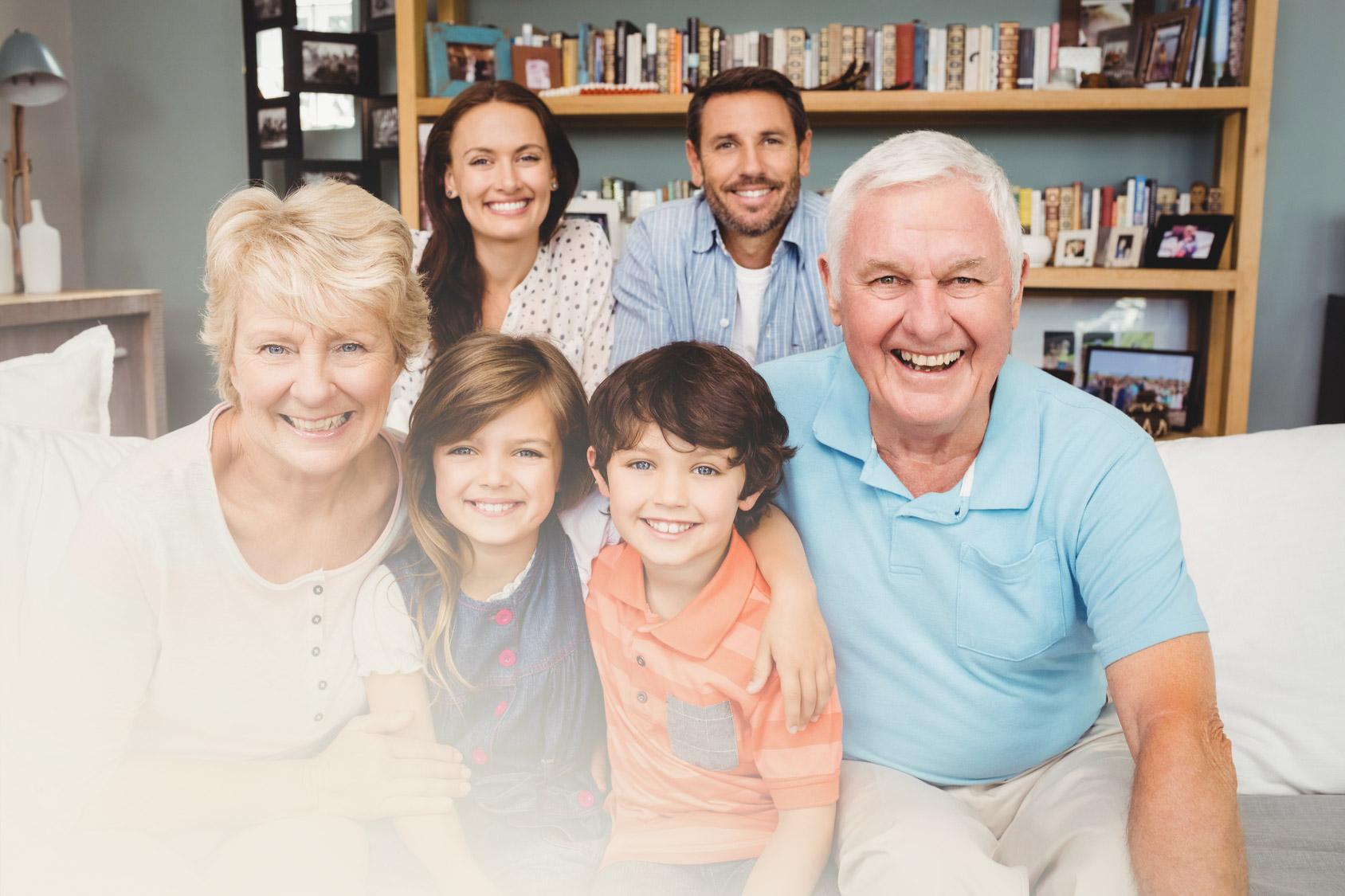 Toute la famille peut arborer un jolie sourire - Dentistes Marucci & Combes