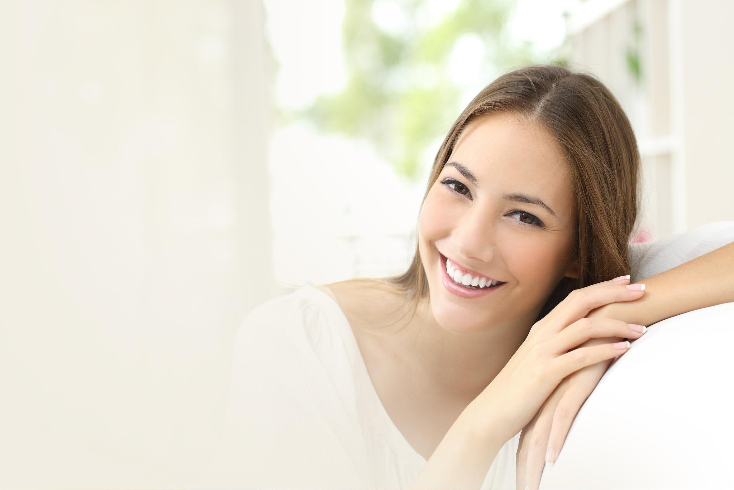Un joli sourire ne peut qu'être un atout supplémentaire
